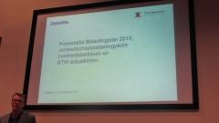 Belastingplan 2015 i.s.m. Deloitte + Borrel